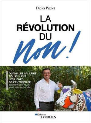 La révolution du non ! : quand les salariés bousculent les lignes de l'entreprise, assument leurs envies et décident de leur vie