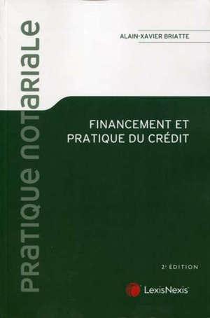 Financement et pratique du crédit