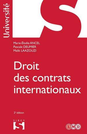 Droit des contrats internationaux : 2020