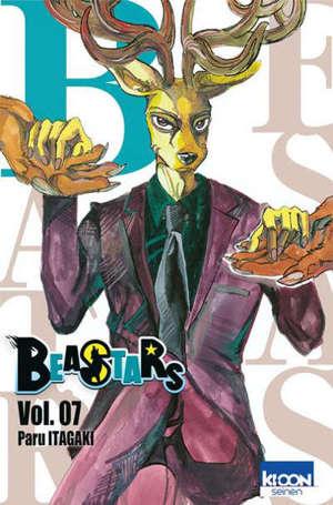 Beastars. Volume 7