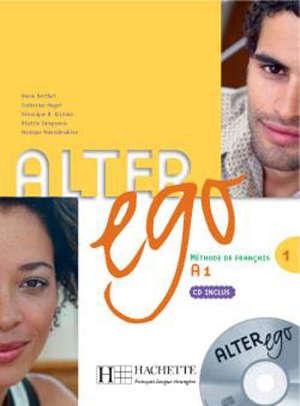 Alter ego A1 : méthode de français, élève