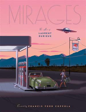 Mirages : tout l'art de Laurent Durieux