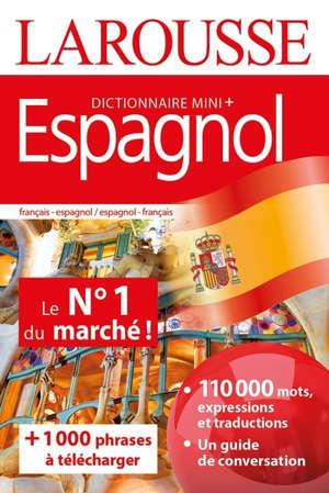 Espagnol : mini dictionnaire : français-espagnol, espagnol-français = Espanol : mini diccionario : francés-espanol, espanol-francés