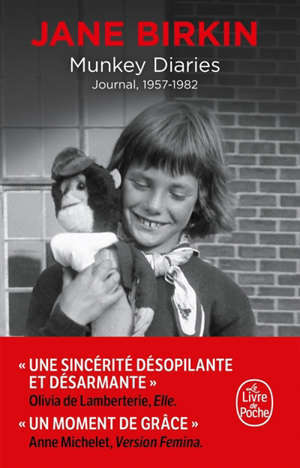 Munkey diaries, Journal, 1957-1982
