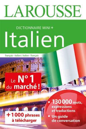 Larousse mini-dictionnaire : français-italien, italien-français = Larousse mini dizionario : francese-italiano, italiano-francese