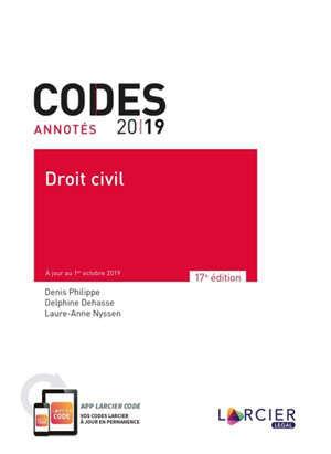 Droit civil 2019