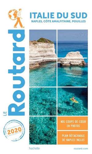 Italie du Sud : Naples, côte amalfitaine, Pouilles : 2020