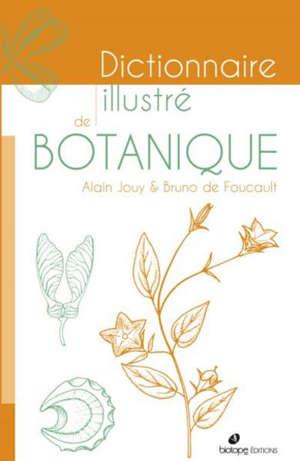 Dictionnaire illustré de botanique