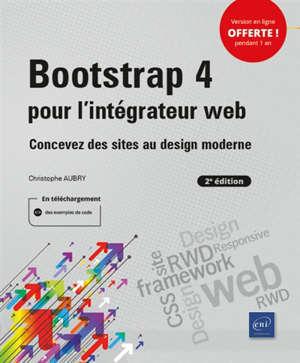 Bootstrap 4 pour l'intégrateur web : concevez des sites au design moderne