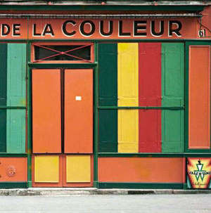 Paris couleurs : Gérard Ifert : Ektachromes 1953-1954 = Paris colours : Gérard Ifert : Ektachromes 1953-1954