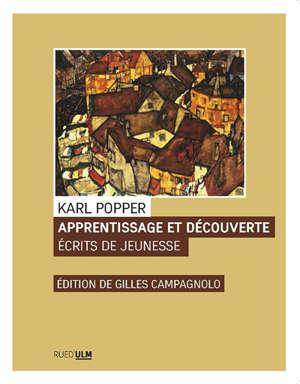 Apprentissage et découverte : écrits de jeunesse : Vienne, 1925-1935