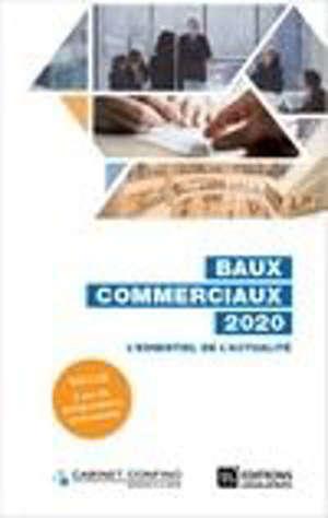 Baux commerciaux 2020 : l'essentiel de l'actualité
