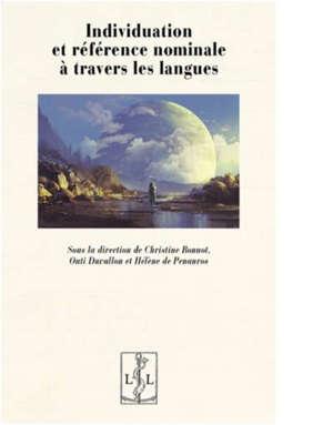 Individuation et référence nominale à travers les langues
