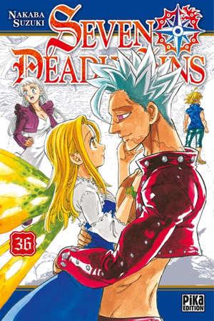 Seven deadly sins. Volume 36