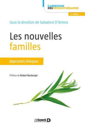 Les nouvelles familles : approches cliniques