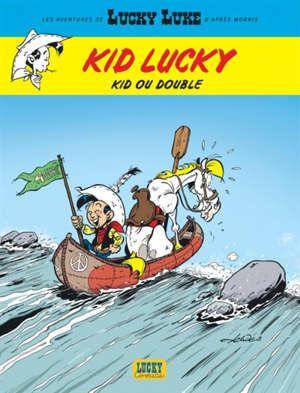 Les aventures de Lucky Luke d'après Morris, Kid Lucky. Volume 5, Kid ou double