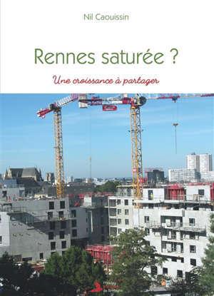 Rennes saturée ? : une croissance à partager