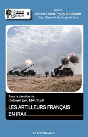 Les artilleurs français en Irak