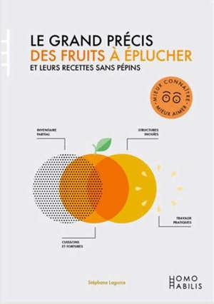 Le grand précis des fruits à éplucher : et leurs recettes sans pépins