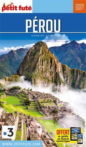 Pérou : 2020-2021