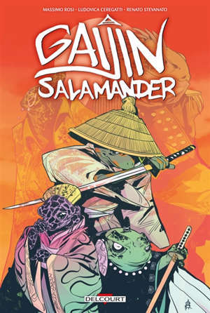 Gaijin salamander. Volume 1