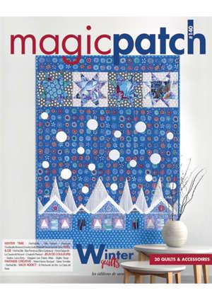 Magic patch. n° 140, Winter quilts : 20 quilts & accessoires