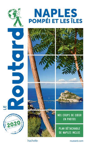 Naples : Pompéi et les îles : 2020