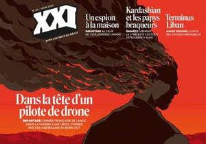 XXI. n° 49, Dans la tête d'un pilote de drone