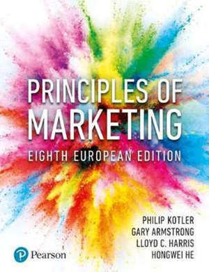 Principles of Marketing - 8 ed