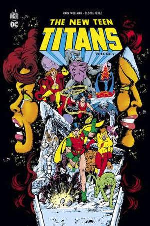 The new Teen titans. Vol. 2