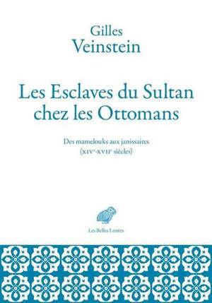 Les esclaves du sultan