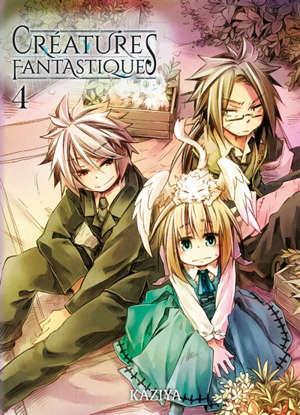 Créatures fantastiques. Volume 4