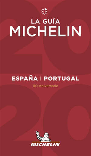 Espana, Portugal : la guia Michelin 2020