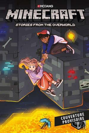 Minecraft : la BD officielle : histoires en blocs