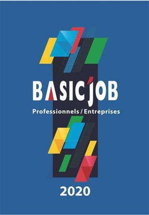 Basic'Job : professionnels-entreprises : 2020
