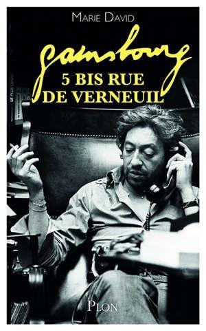 Gainsbourg : 5 bis, rue de Verneuil