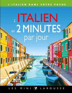 L'italien en 2 minutes par jour