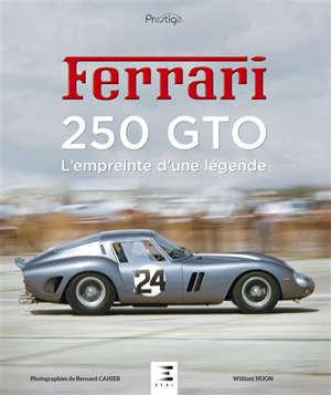 Ferrari 250 GTO : l'empreinte d'une légende
