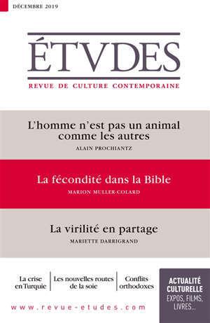 Etudes. n° 4266