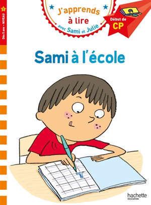 Sami à l'école : début de CP, niveau 1