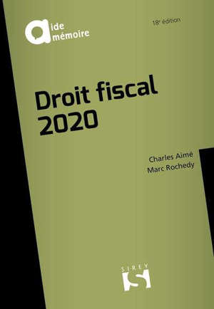 Droit fiscal 2020