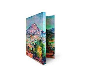 Cézanne et l'Italie des maîtres : rêves d'Italie