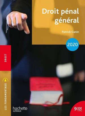 Droit pénal général : 2020