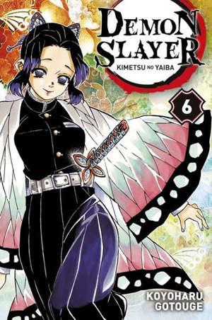Demon slayer : Kimetsu no yaiba. Volume 6