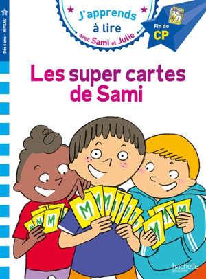 Les super cartes de Sami : fin de CP, niveau 3