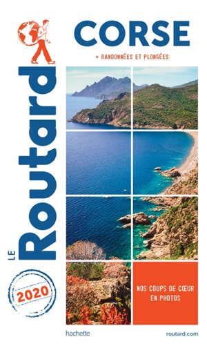 Corse : 2020 : + randonnées et plongées
