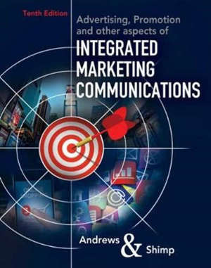 Advertising, Promotion, and other aspects of Integrated Marketing Communications - 10 ed